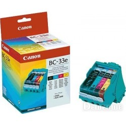 Картридж Canon BC-33 COLOR для BJC-3000