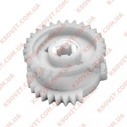 HP муфта узла захвата из ручной подачи HP LJ P2015 / P2014 / M2727 / P2030 / 2035 / P2050 / P2055 / iR1133 / LBP3310 / 3370 / 6670 / MF5880 / 5840 / MF5980 / 5940 / 6780 / 5960 / 5950 / 5930 / MF6680, RM1-4275-020000, RM1-4275-000CN (3205885)