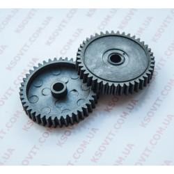 HP шестерня 41Т колебательного узла HP LJ 4200 / 4300 / 4250 / 4350 / 4345 (чёрная,из узла RM1-0043)  RU5-0277, RU5-0043