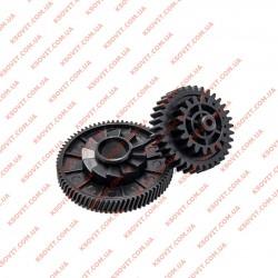 HP шестерня главного редуктора 35T 18T для принтера HP LJ 1022 / 3050 / 3052 / 3055, Canon MF4150 / MF4140 / MF4122 / MF4120 / MF4120i-sensys, RU5-0506-000000 (3205881)