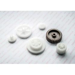 HP комплект шестерней маятника принтера HP LJ P4014/ P4015/ P4515 (в комплекте 6 шестерней) (3205865)