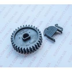 HP шестерня 32T резинового вала HP LJ Enterprise 600 M601 / M602 / M603, RU7-0296