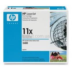 Картридж HP 11X для LaserJet 2410/2420/2430 Black (Q6511X) повышенной емкости