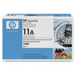 Картридж HP 11A для LaserJet 2410/2420/2430 Black (Q6511A)