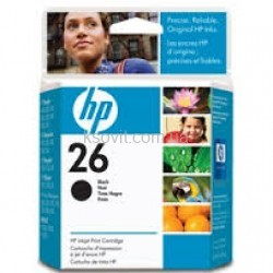 Картридж HP 26 Black (51626AE)