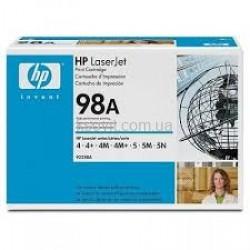 Картридж HP LaserJet 4/ 4+/ 4M/ 4M+/ 5/ 5M 92298A