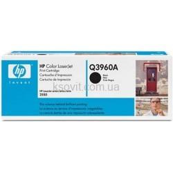 Картридж HP color 2550 2840 (Q3960a) Black