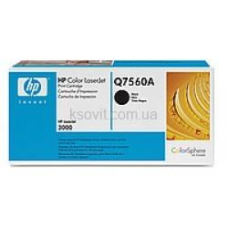 Картридж HP (Q7560A) (Black) Color LaserJet-2700/3000
