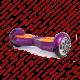 Гироскутер Smartway UERA-ESU004 Фиолетовый с оранжевым 8